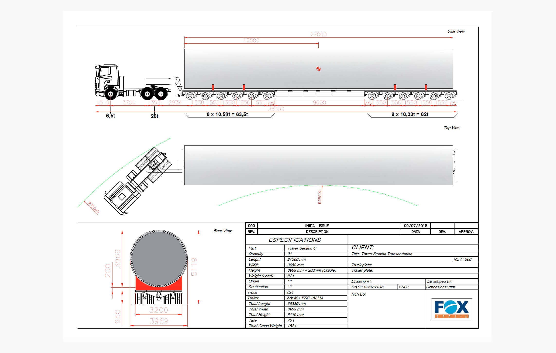 Heavy Lift & Engineering Services - FOX Brasil