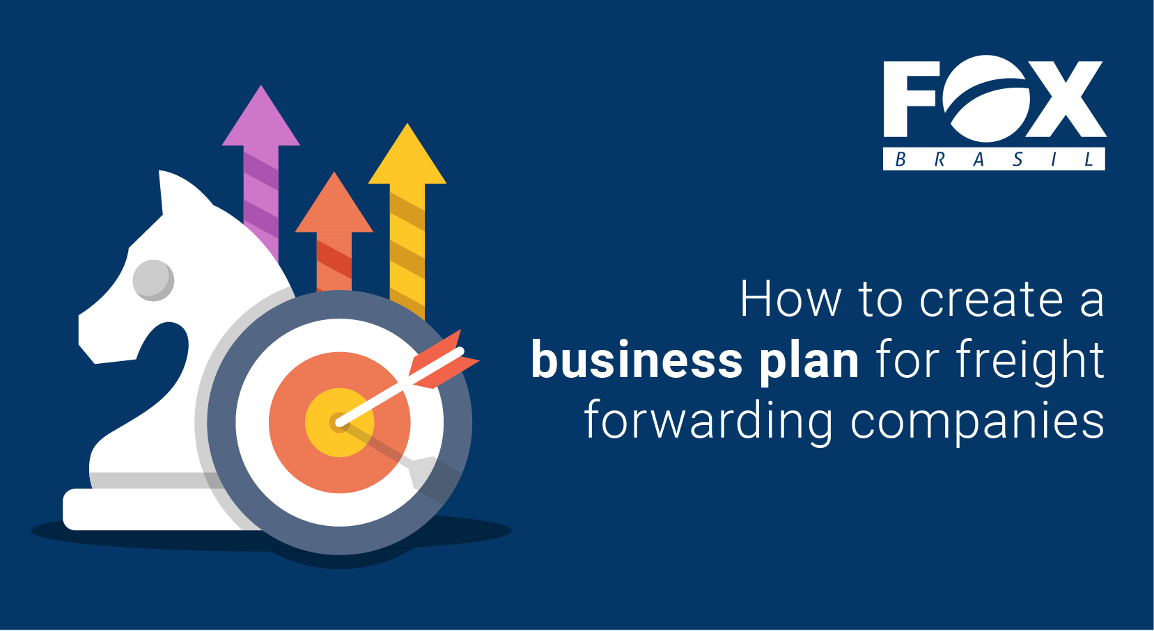 How to create a business plan for freight forwarding